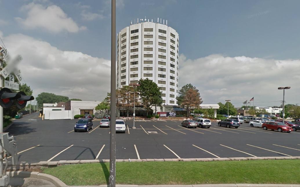 Hilton Hotel Oak Lawn Il